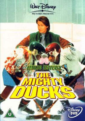 The Mighty Ducks movie poster (1992) poster MOV_19d409a6