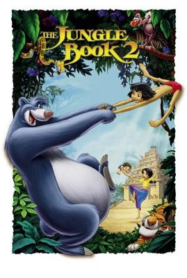 The Jungle Book 2 movie poster (2003) poster MOV_19d66732