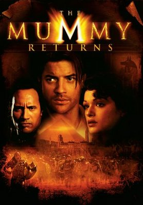 The Mummy Returns movie poster (2001) poster MOV_19e5bafe