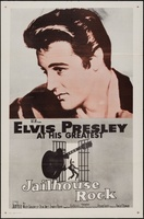 Jailhouse Rock movie poster (1957) picture MOV_19e8a873