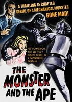The Monster and the Ape movie poster (1945) picture MOV_19e99c89