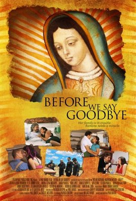 Before We Say Goodbye movie poster (2010) poster MOV_19eade81