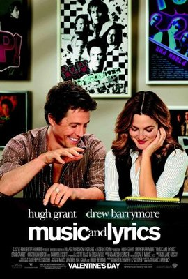 Music and Lyrics movie poster (2007) poster MOV_19f17a90