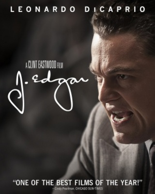 J. Edgar movie poster (2011) poster MOV_19f5886a