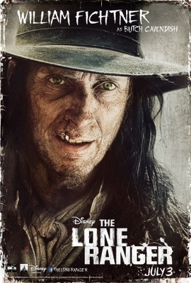 The Lone Ranger movie poster (2013) poster MOV_19fb32bc