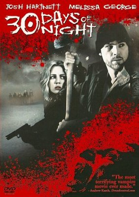 30 Days of Night movie poster (2007) poster MOV_19ff2763