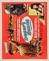 Desert Sands movie poster (1955) picture MOV_19ff2a67