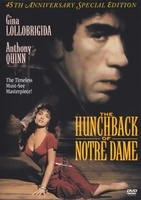 Notre-Dame de Paris movie poster (1956) picture MOV_19ffb520