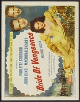 Bride of Vengeance movie poster (1949) picture MOV_19ffc989