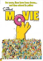 The Simpsons Movie movie poster (2007) picture MOV_1a031fea