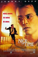 Nick of Time movie poster (1995) picture MOV_1a043d11