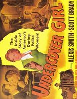 Undercover Girl movie poster (1950) picture MOV_1a05c3c0