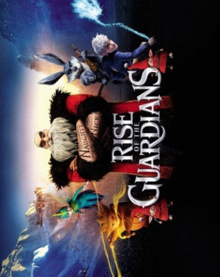Rise of the Guardians movie poster (2012) poster MOV_1a0cb998