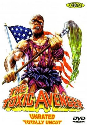 The Toxic Avenger movie poster (1985) poster MOV_1a0cd18d