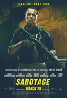 Sabotage movie poster (2014) picture MOV_1a0eb9fc