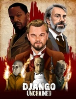 Django Unchained movie poster (2012) picture MOV_6713d076