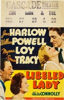 Libeled Lady movie poster (1936) picture MOV_1a10a57d
