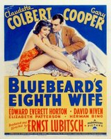 Bluebeard's Eighth Wife movie poster (1938) picture MOV_1a10cf8a