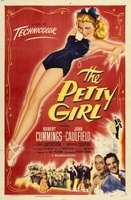 The Petty Girl movie poster (1950) picture MOV_1a11b0b5