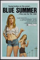 Blue Summer movie poster (1973) picture MOV_1a183631