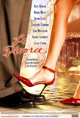 Divorce, Le movie poster (2003) poster MOV_1a18eda7