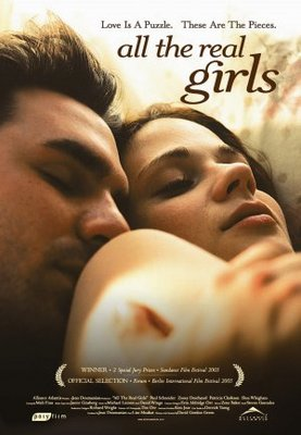 All the Real Girls movie poster (2003) poster MOV_1a1a7d47