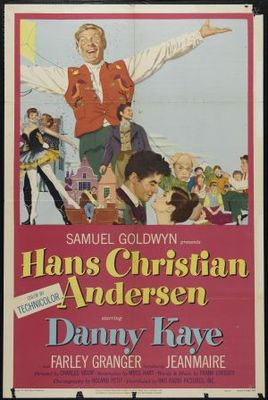 Hans Christian Andersen movie poster (1952) poster MOV_1a1c6d11
