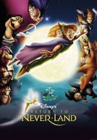 Return to Never Land movie poster (2002) picture MOV_1a2098f5