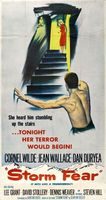 Storm Fear movie poster (1955) picture MOV_1a243ab0