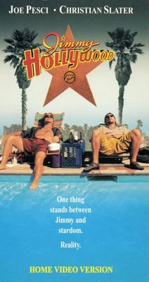 Jimmy Hollywood movie poster (1994) poster MOV_1a27f987