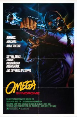 Omega Syndrome movie poster (1987) poster MOV_1a28d6de