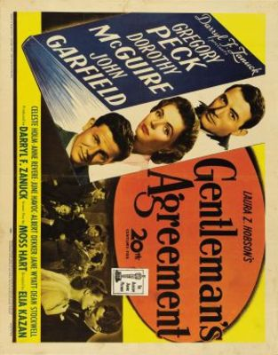 Gentleman's Agreement movie poster (1947) poster MOV_1a2abe2c
