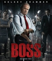 Boss movie poster (2011) picture MOV_1a33f210