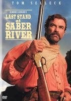 Last Stand at Saber River movie poster (1997) picture MOV_1a35d7cf