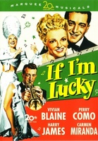 If I'm Lucky movie poster (1946) picture MOV_1a3c77c1