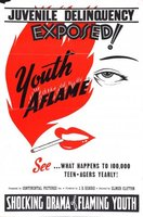 Youth Aflame movie poster (1944) picture MOV_1a42a747