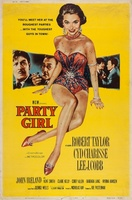 Party Girl movie poster (1958) picture MOV_1a4384a8