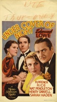 Under Cover of Night movie poster (1937) picture MOV_1a45d56f
