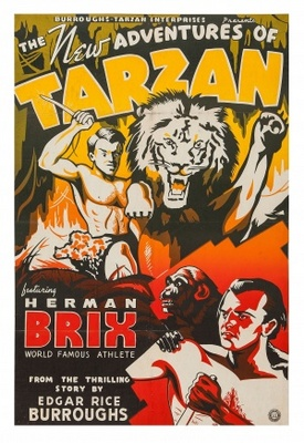 The New Adventures of Tarzan movie poster (1935) poster MOV_1a4b7f05
