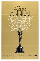 The 42nd Annual Academy Awards movie poster (1970) picture MOV_1a51adef