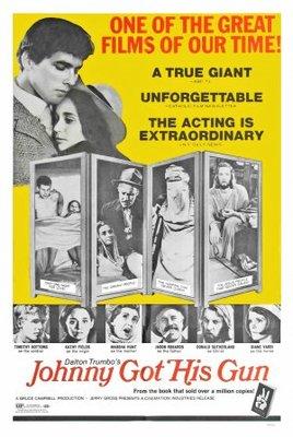 Johnny Got His Gun movie poster (1971) poster MOV_1a51e47b