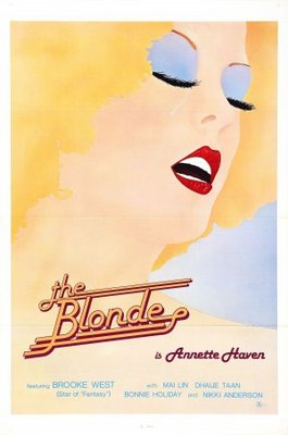 The Blonde movie poster (1980) poster MOV_1a56ea8d