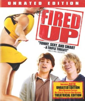 Fired Up movie poster (2009) poster MOV_1a578abe