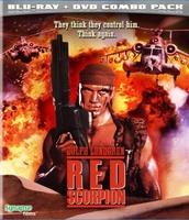 Red Scorpion movie poster (1989) picture MOV_1a5a08f3
