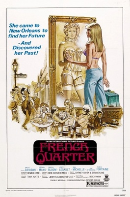 French Quarter movie poster (1978) poster MOV_1a5c9f53