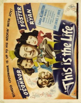 This Is the Life movie poster (1944) poster MOV_1a630a0f