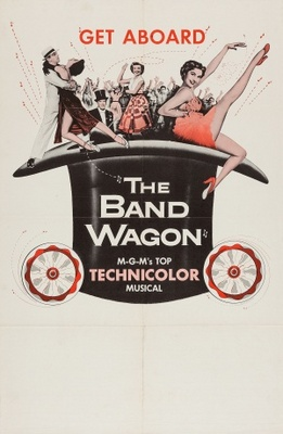 The Band Wagon movie poster (1953) poster MOV_1a6501b1