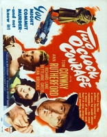 Two O'Clock Courage movie poster (1945) picture MOV_1a6564af