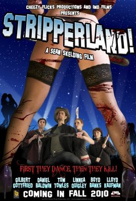 Stripperland movie poster (2011) poster MOV_1a6db0e7