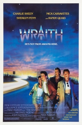 The Wraith movie poster (1986) poster MOV_1a702f58